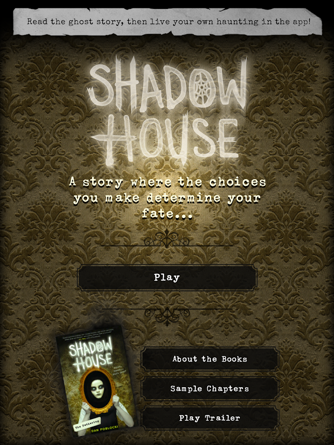 Shadow House- screenshot