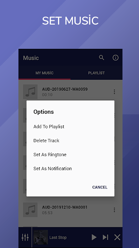 Music Player - Equalizer screenshot 4