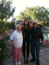 Photo: Me and my Grandparents 2011