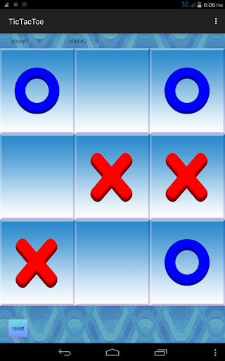 玩棋類遊戲App|Tic - Tac - Toe free免費|APP試玩