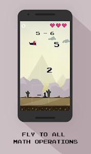 Flappy Math screenshot 2