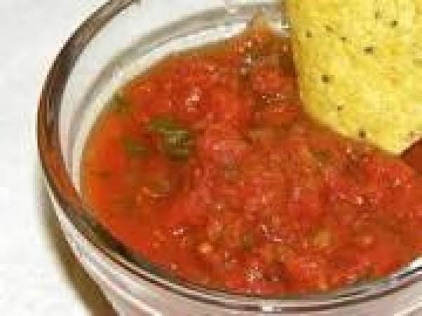 Quick And Easy Salsa Recipe