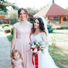 Wedding photographer Kseniya Sekutova (sekutova). Photo of 01.08.2018
