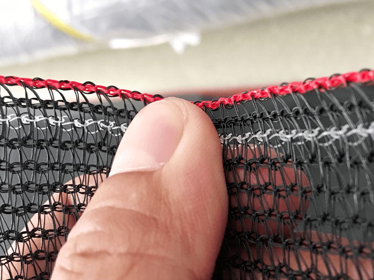 Kết quả hình ảnh cho lưới che nắng dệt kim đà i loan