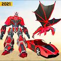 Grand Robot Dragon Transform War icon