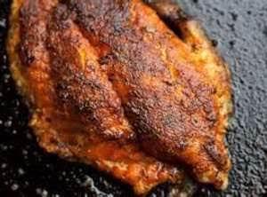 Blackened Cajun Catfish