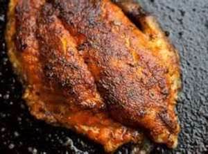 Blackened Cajun Catfish Recipe