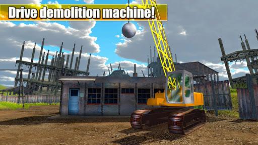 Crash House: Wrecking game 3D