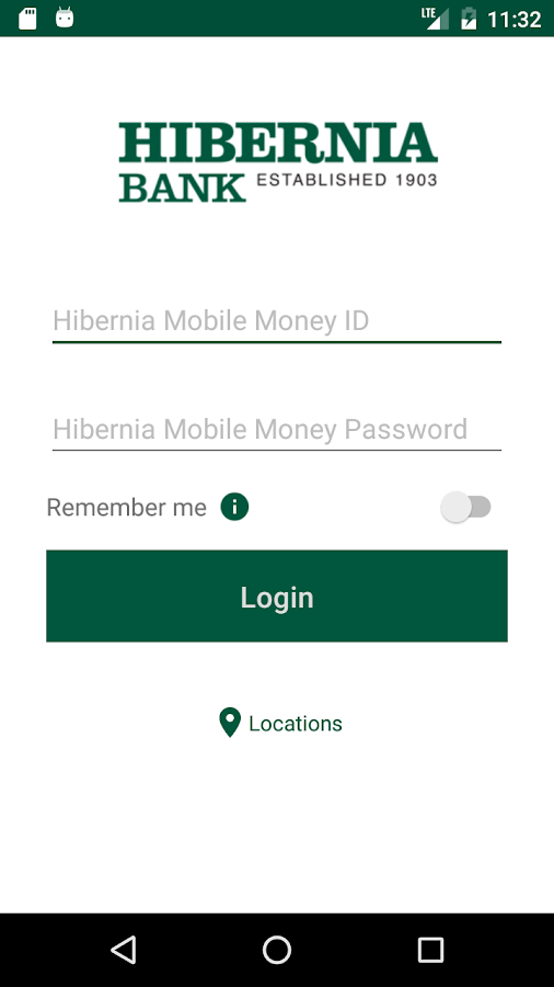 Hibernia Mobile- screenshot