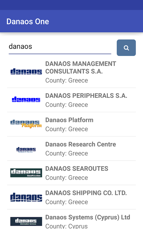 DanaosONE- screenshot