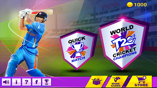 T20 Cricket Games 2017 3D 1