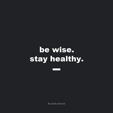 Be Wise & Stay Healthy - Instagram Post Template