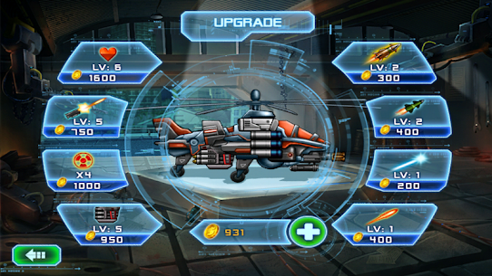 Apache shooter: Infinite Shooting 5