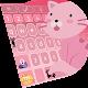 Cute Cat Pink Keyboard (app)