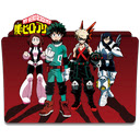 Boku No Hero Academia Custom My Anime New Tab