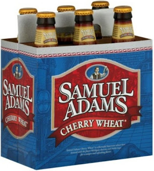 Samuel Adams Cherry Wheat Beer - 12oz, 6 Pack