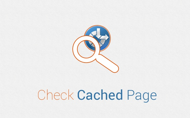 View Cached Page