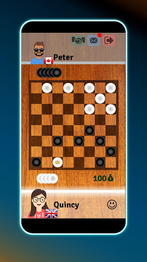 Checkers - Free Online Boardgame apkpoly screenshots 3