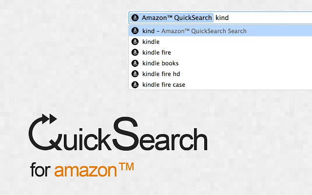 QuickSearch for Amazon™