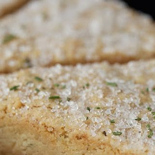 New York Times Rosemary Shortbread