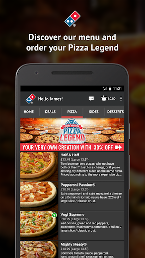 Domino's Pizza screenshot 3