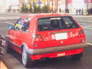 ゴルフ2 GTI16V 1989のカスタム事例画像 コバさんの2018年04月03日22:06の投稿