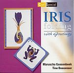 Photo: Iris Folding with Greetings Gaasenbeek & Beauveser Forte Publishers (March 1, 2003) paperback 32pp ISBN 9058772705