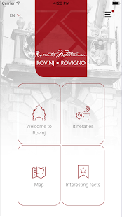 Rovinj – cultural and historical itineraries- screenshot thumbnail