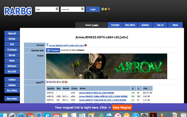 Easy Magnet - Chrome Web Store