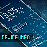 Device Info Live Wallpaper for Free 2.2.0.2380