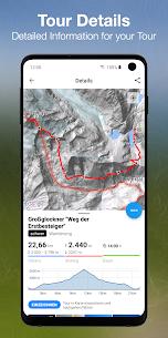 bergfex Tours & GPS Tracking Running Hiking Bike 2