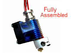 E3D All-metal v6 HotEnd Fully Assembled 3.00mm Direct (12v)