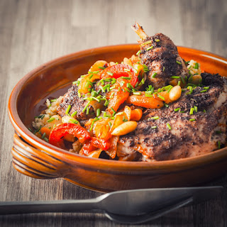 Chicken Almond Tagine Recipes
