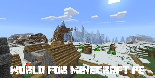 World for Minecraft screenshot 3