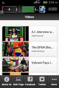 Ghana TV GHone screenshot 2