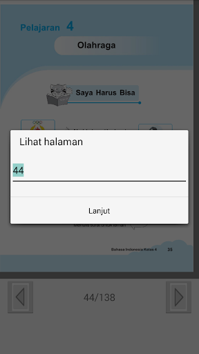 Buku Bahasa Indonesia 4 SD  screenshots 5