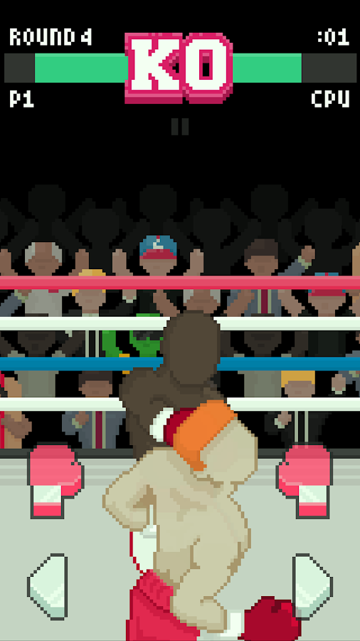 Pixel Punchers- screenshot