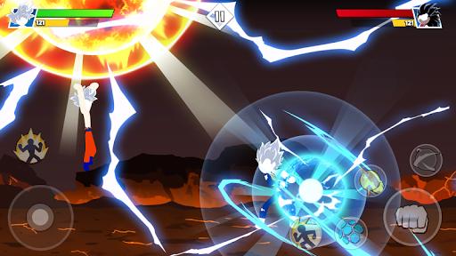 Stickman Combat - Super Dragon Hero 4.9 screenshots 12