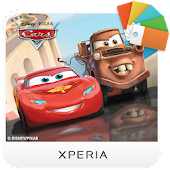 XPERIA™ Cars Road Trip Theme