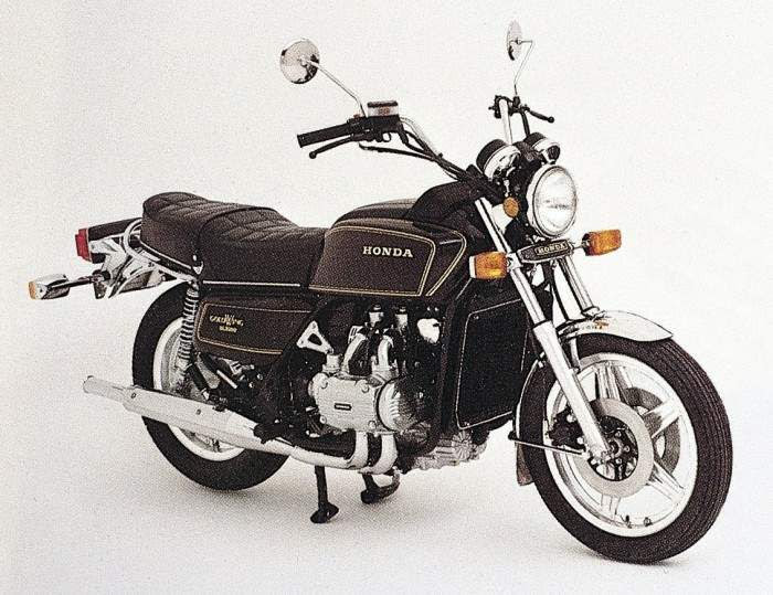 Honda GL 1000 GoldWing-manual-taller-despiece-mecanica