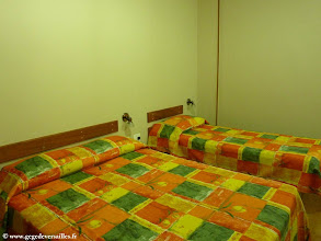 Photo: #021-Ouro Preto. L'Estalagem das Minas Gerais. La chambre.