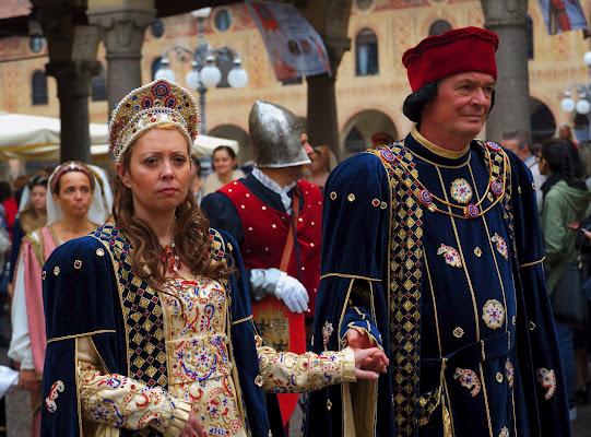 Vigevano-Francesco I Sforza e Bianca Maria Visconti di utente cancellato