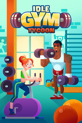 Code Triche Idle Fitness Gym Tycoon - Workout Simulator Game APK MOD screenshots 1