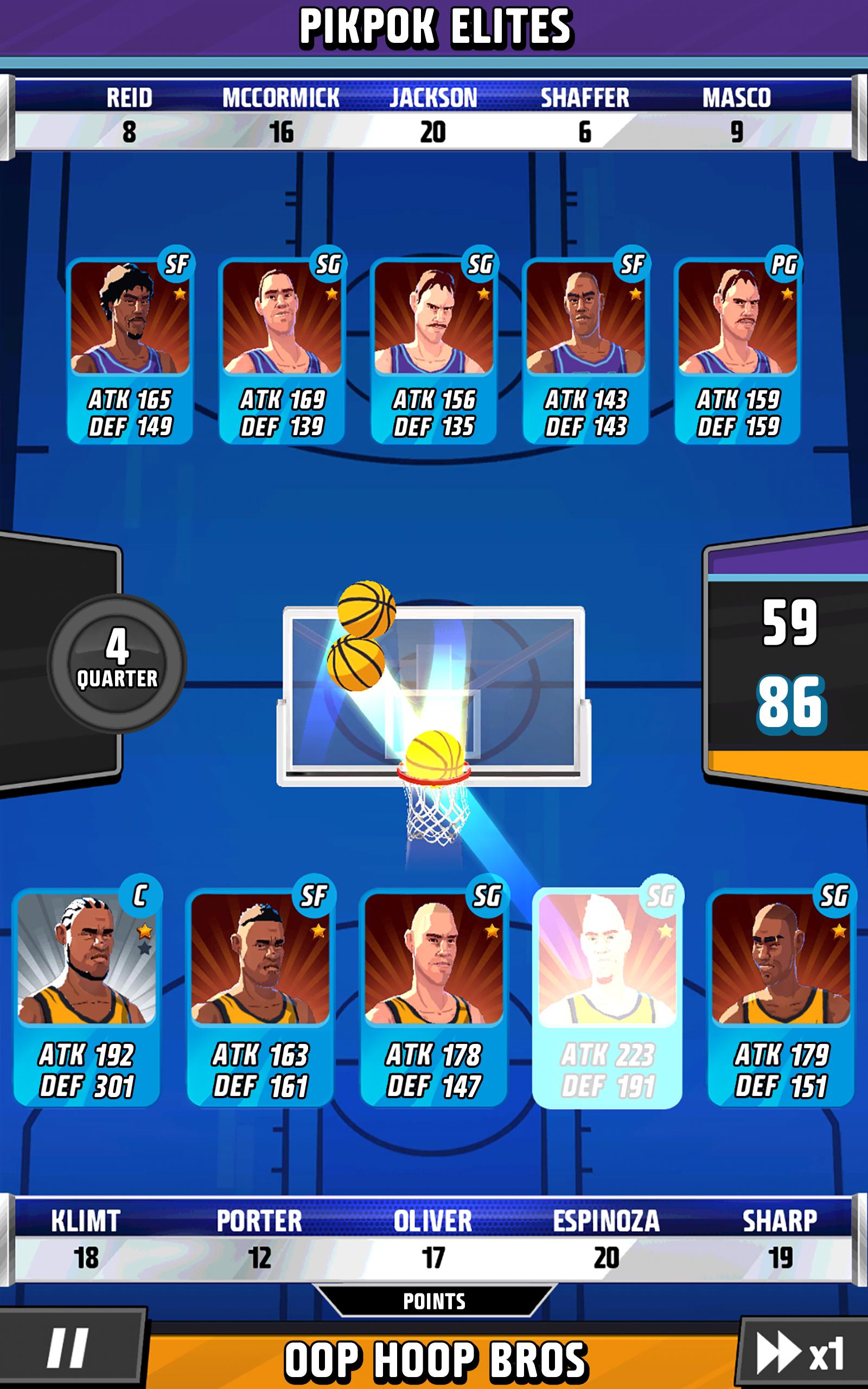 Rival Stars Basketball screenshot #9