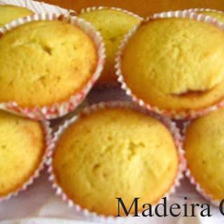 Madeira Cupcakes