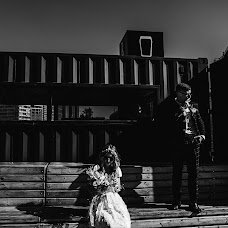 Fotografo di matrimoni Darya Kukushkina (KukushkinaDari). Foto del 12.08.2018
