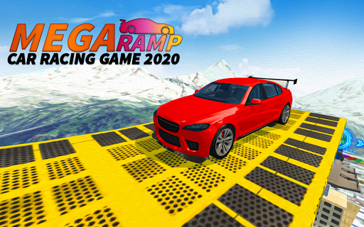 Mega Ramp Car Simulator screenshot 4