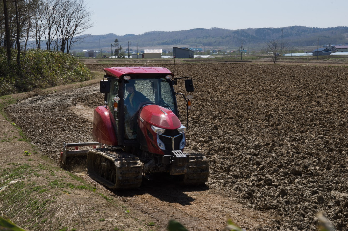 ほのかの農作業風景