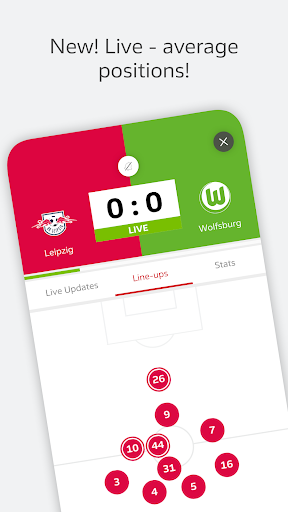 BUNDESLIGA - Official App 3.9.1 screenshots 3