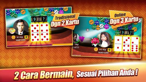 LUXY : Domino & Pokeru00a0u2013 Gaple QiuQiu QQ 99 Remi 5.1.6.0 screenshots 2